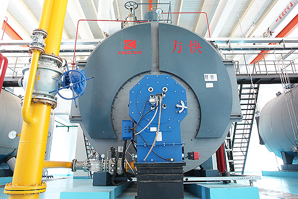 Turkmenistan 8 sets of 1.05MW atmospheric gas hot water boilers