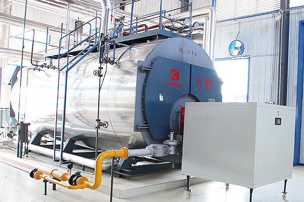 Thailand 2 ton integrated condensing gas steam boiler