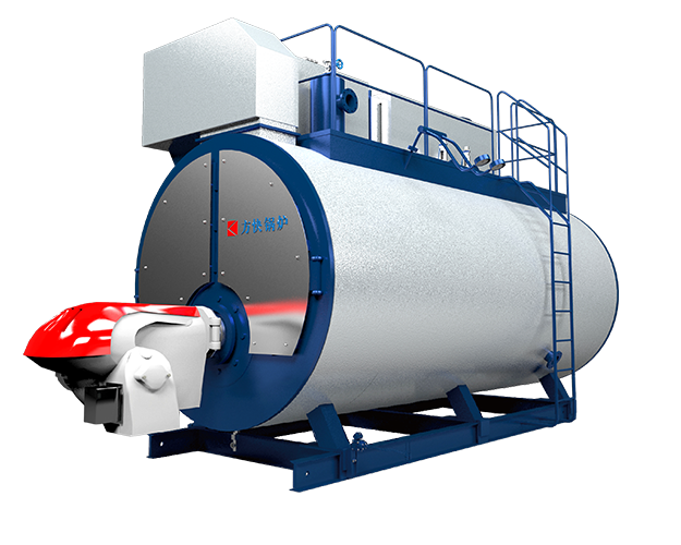Oil Fired Integrated Hot Water Boiler
